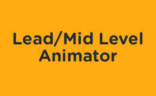 Lead/Mid Level Animator ToonBoom Harmony – JoJo & Gran Gran